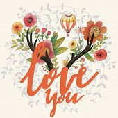 picture of incredible  - Love you  - JPG