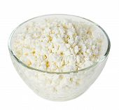 stock photo of curd  - Cottage cheese - JPG