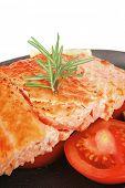 pic of gold panning  - diet healthy food - JPG
