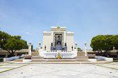 stock photo of memorial  - Memorial in Thailand - JPG
