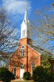Antebellum church