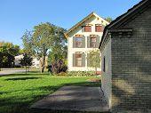 Sunderlage Farm and Smoke House on National Landmark Registry poster