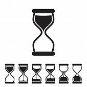 Hourglass Collection poster