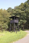 Watchtower Westerbork Concentration Camp