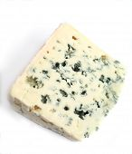 Roquefort Soft Blue French Cheese poster