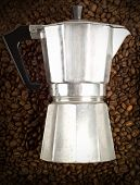 Coffee Percolator poster