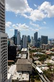 View Over Brickell Miami