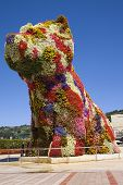 Giant Floral Dog 'puppy', By Jeff Koons