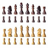 Complete Chess Set