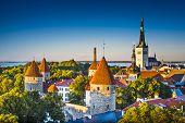 foto of olaf  - Dawn in Tallinn - JPG