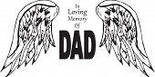 picture of deceased  - In loving memory of dad - JPG