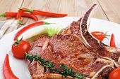 picture of baby back ribs  - savory  - JPG