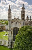 foto of chapels  - Cambridge - JPG