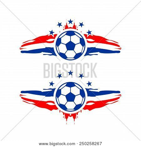 Soccer And Football Balls For