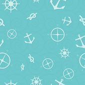 seamless nautical wallpaper