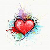 picture of heart shape  - Heart - JPG