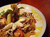 picture of pancit  - italian cuisine - JPG