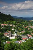 foto of banska  - Old castle in Banska Stiavnica - JPG