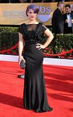 LOS ANGELES - JAN 27:  Kelly Osbourne arrives to the SAG Awards 2013  on January 27, 2013 in Los Ang