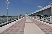 The Sarasin Bridge.