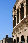 Colosseum By Day poster
