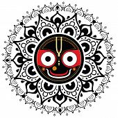 image of jagannath  - Jagannath - JPG