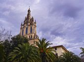 pic of senora  - Basilica de Nuestra Senora de Begona  - JPG