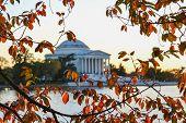 foto of thomas jefferson memorial  - Washington DC  - JPG