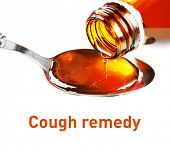 picture of cough  - Cough syrup - JPG
