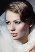 picture of bridal veil  - Close - JPG