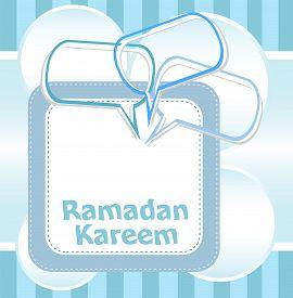 picture of ramadan calligraphy  - Arabic Islamic calligraphy of text Ramadan Kareem - JPG