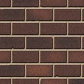 Seamless Repeatable Brick Pattern