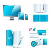 Promotional \ advertising set.