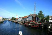 Historic Dutch Harbor poster