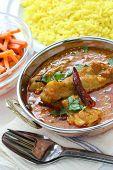 pic of kadai  - chicken curry  - JPG