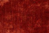 Velvet Background In Passion Dark Red Colour. poster