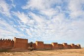 Ramparts of Taroudant, Morocco