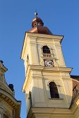 foto of sibiu  - Architectural detail of Sibiu - JPG