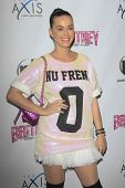 LAS VEGAS - DEC 27: Katy Perry at the premiere of
