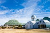 TUCSON - DECEMBER 01: Biosphere 2 is an Earth systems science research facility owned by the Univers