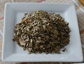 Ginkgo Biloba Cut Dried Herb