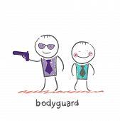 foto of bodyguard  - Bodyguard - JPG