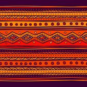 foto of tribal  - Abstract hand - JPG