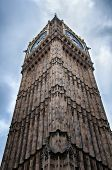 image of big-foot  - Architectural detail of Big Ben - JPG