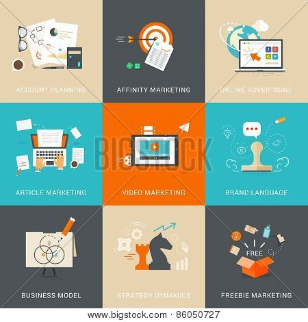 Business & Marketing Concepts