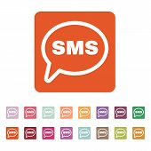 pic of sms  - The sms icon - JPG