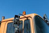 image of truck-cabin  - transportation - JPG