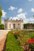 picture of versaille  - Le Petit Trianon in Versailles in France - JPG