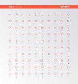 001 Ui Ux Arrow Icons poster