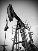 image of nonrenewable  - Oil Pump - JPG